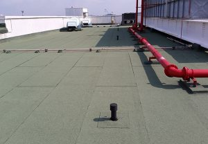 waterproofing work at Broolyn